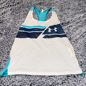 Youth Under Armour heat gear tank top Size XL